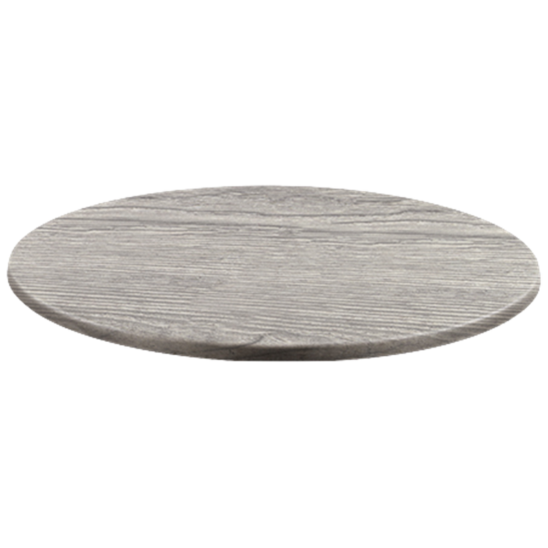 "URBAN SPRUCE 42"" Round Indoor/ Outdoor Weather Resistant Restaurant Table Top - Moda Seating Corp"