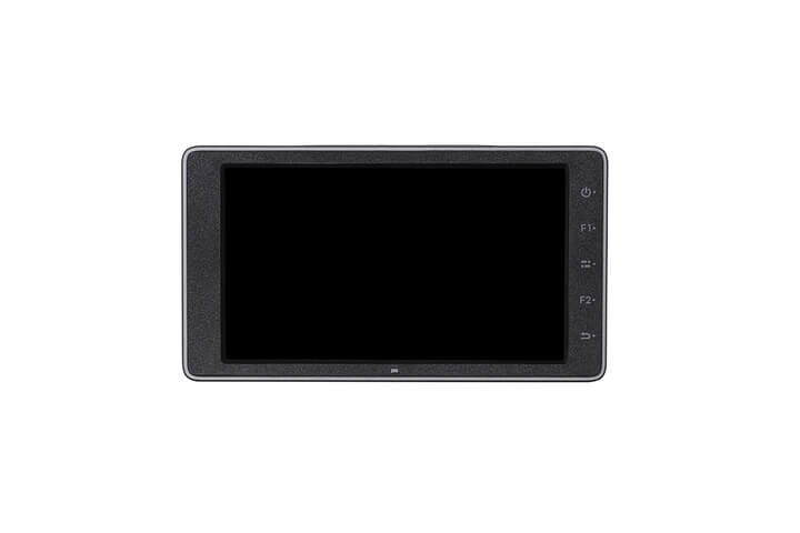 "CrystalSky 5,5"" 1000cd Android Monitor mit GO App"