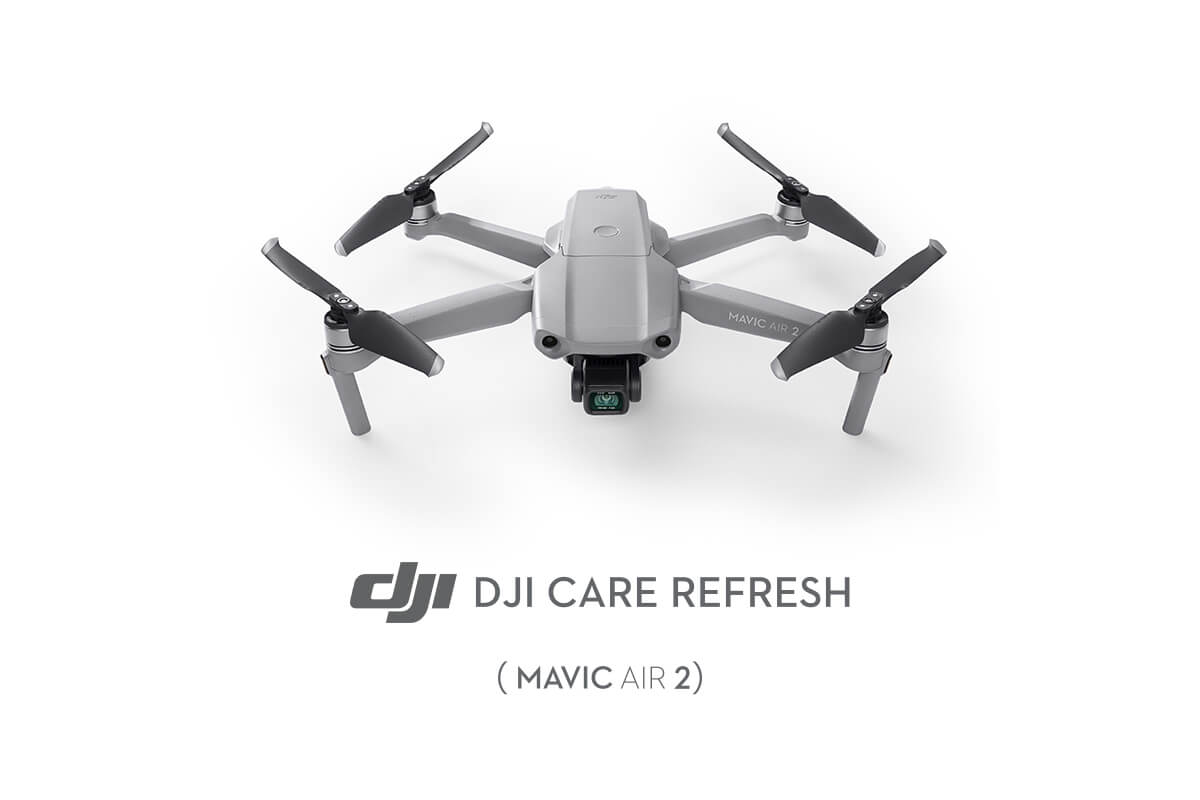 DJI Care Refresh - Mavic Air 2 - Aktivierungscode für 12 Monate