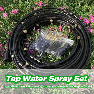 Tap Water Spray Set