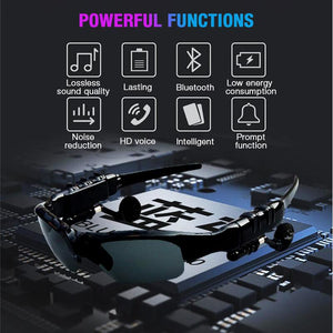 Smart Bluetooth Sunglasses (Limited time promotion-50% OFF)