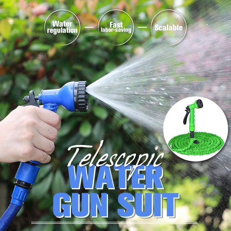 Telescopic Water Gun Suit