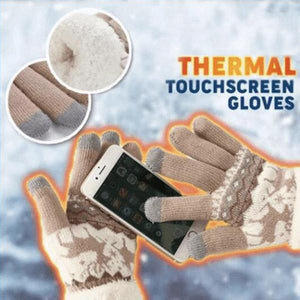 Warm Touchscreen Gloves