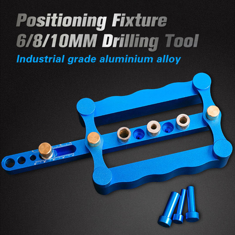 Positioning Fixture 6/8/10MM Drilling Tool