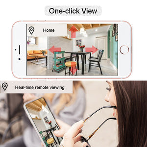 Wireless WiFi HD Mini Camera