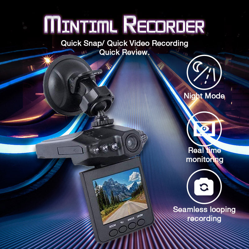 Mintiml Recorder ( 1 Set )