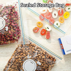 Sealed Storage Bag