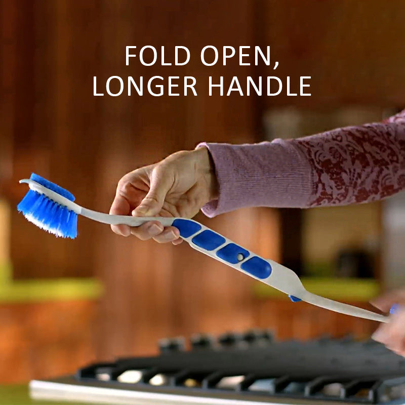Multi-function Double-end Cleaning Brush