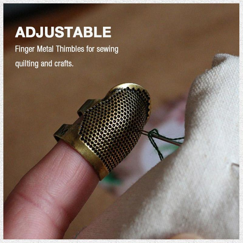 Sewing Thimble Finger Set