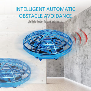 Mini Drone Quad Induction Levitation UFO