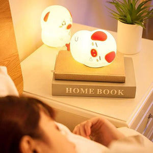 Cute Pig Night Light