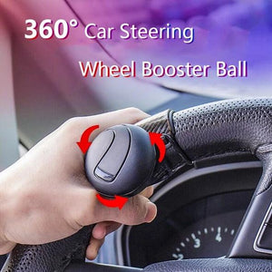 Car Steering Wheel Booster