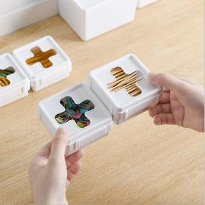 Cross Storage Box