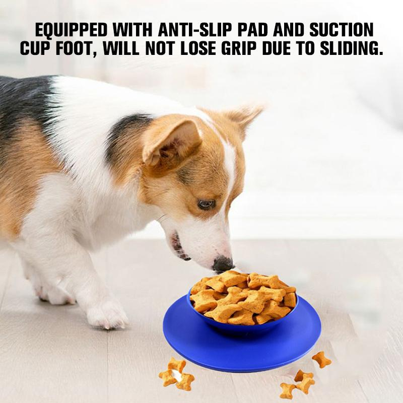Silicone Suction Pet Feeding Bowl Mat