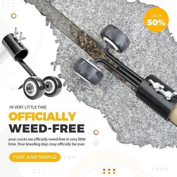 ( 60% OFF TODAY ) Mintiml Weeds Snatcher