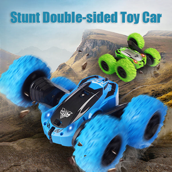 2.4G Stunt Double-sided Toy Car