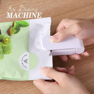 [US Shipping arrives in 10 days]Mini Sealing Machine