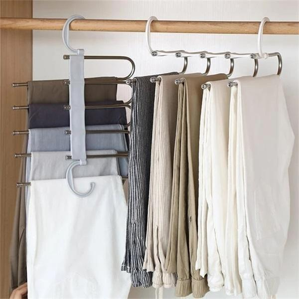 BUY MORE SAVE MORE - Multi-functional Pants Rack
