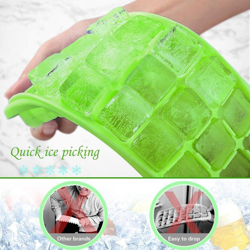 Ice Cube Container (2PCS)