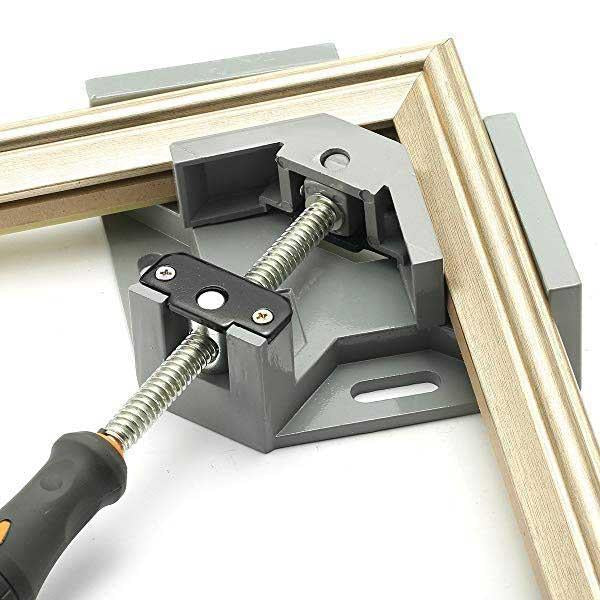 90 Degree Corner Clamp Right Angle Welding Vise