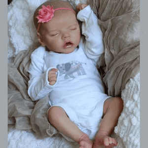 "17"" Realistic Journey Reborn Baby Doll Girl"
