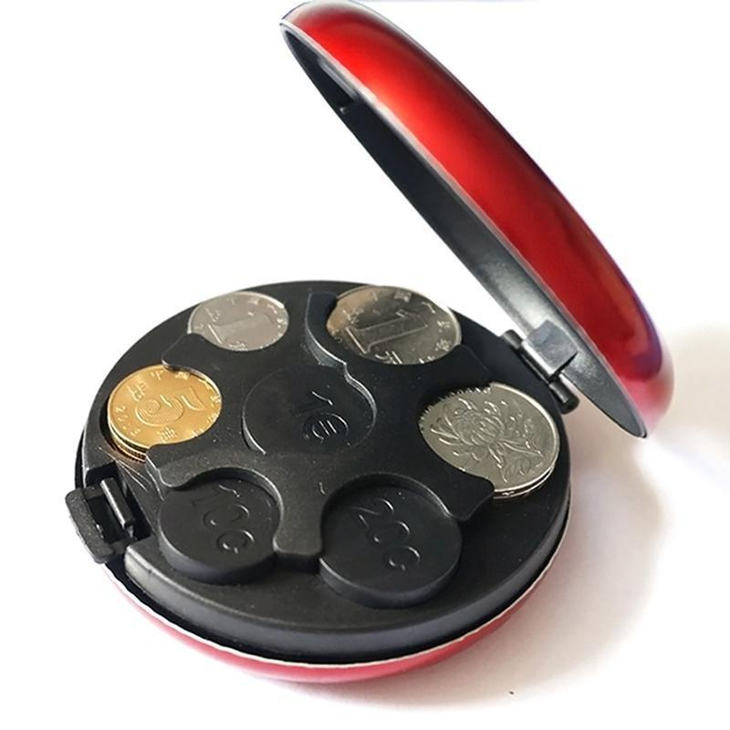 Portable Coin Dispenser