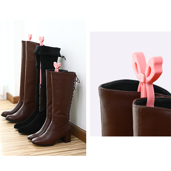 Adjustable  Boot Shaper Stands (2 Pcs)