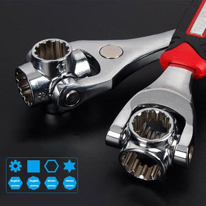 8-in-1 Multi-function Wrench
