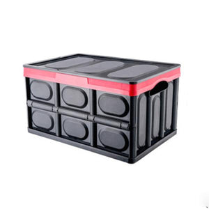 Multi-function Collapsible Car Trunk Organizer And Storage Box