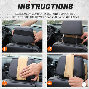 Headrest Neck Rest Cushion