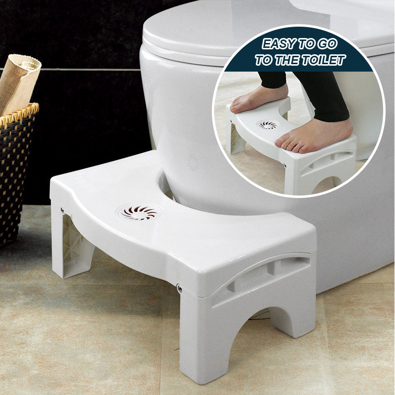 Awe Inspiring Folding Multi Function Toilet Stool Squirreltailoven Fun Painted Chair Ideas Images Squirreltailovenorg