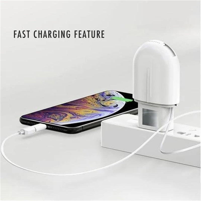 ALL-IN-ONE Retractable Charger-Man