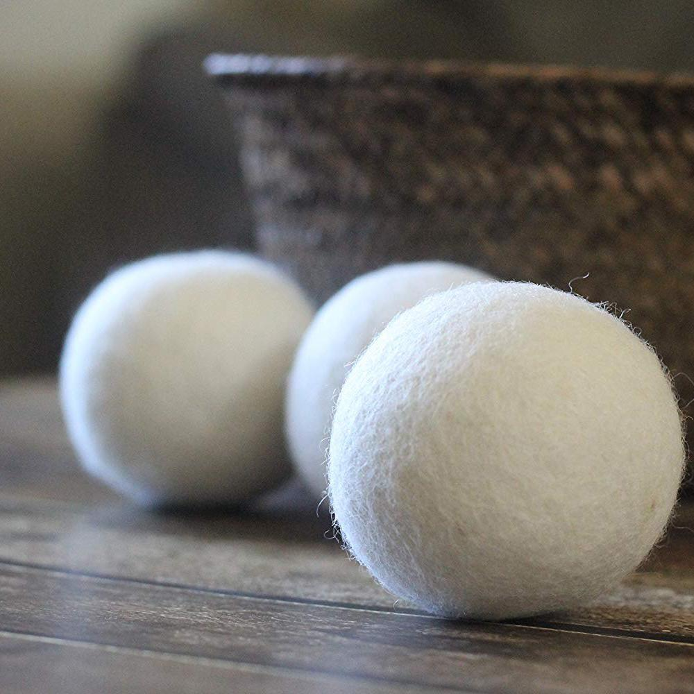 6pcs Wool Dryer Balls