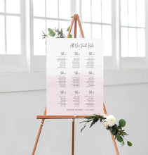 Load image into Gallery viewer, Addison Seating Chart