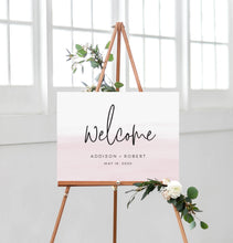 Load image into Gallery viewer, Addison Welcome Sign