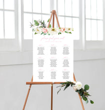 Load image into Gallery viewer, Brittany Seating Chart