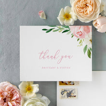 Load image into Gallery viewer, Brittany Thank You Card