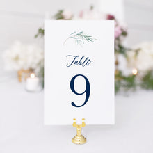Load image into Gallery viewer, Jillian Table Number