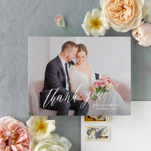 Load image into Gallery viewer, Jillian Thank You Card with Photo