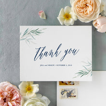 Load image into Gallery viewer, Jillian Thank You Card