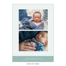 Load image into Gallery viewer, Oh Boy! Birth Announcement