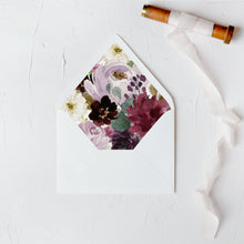 Load image into Gallery viewer, Floral Envelope Liner