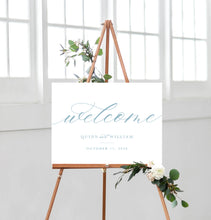 Load image into Gallery viewer, Quinn Welcome Sign