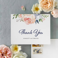Load image into Gallery viewer, Scarlett Thank You Card