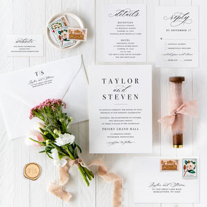 Invitation Samples