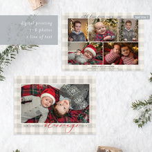 Load image into Gallery viewer, Our Blessings Holiday Card