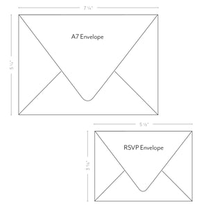 Upgrade to Colored Envelopes