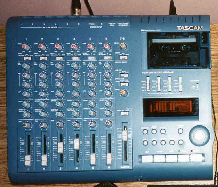 john and mark keenan old mixer