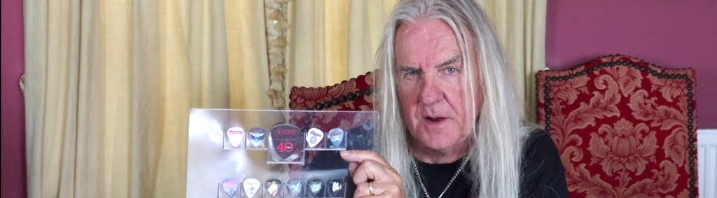 Saxon - 747 Signature Edition [Unboxing By Biff Byford]