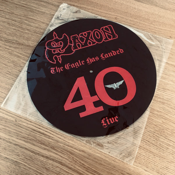 The Eagle Has Landed 40 (Live) - 747 Signature Edition Slipmat